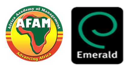 Call for Nominations - AFAM and Emerald logos
