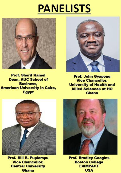 AFAM Webinar Series - Panelists