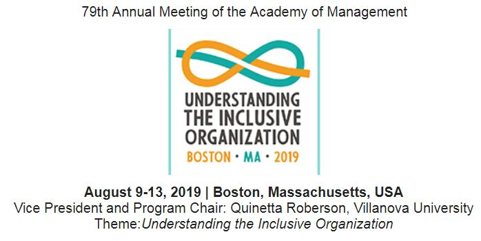 AOM 2019 Understanding the Inclusive Organization