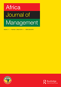 Africa Journal of Management