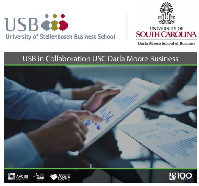 USB in Collaboration USC Darla Moore Business