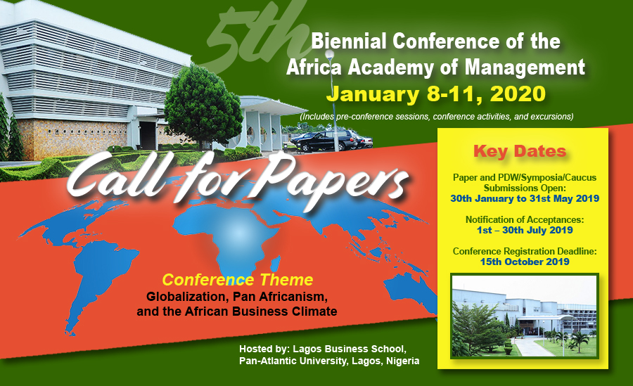 5TH BIENNIAL CONFERENCE - Nigeria 2020
