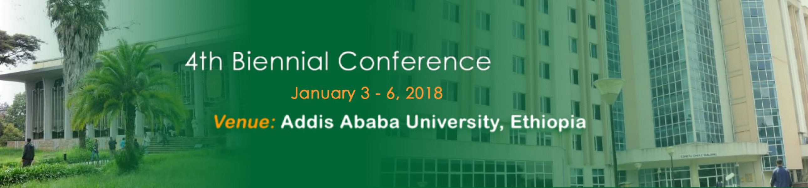 AFAM Biennial Conference - 2018
