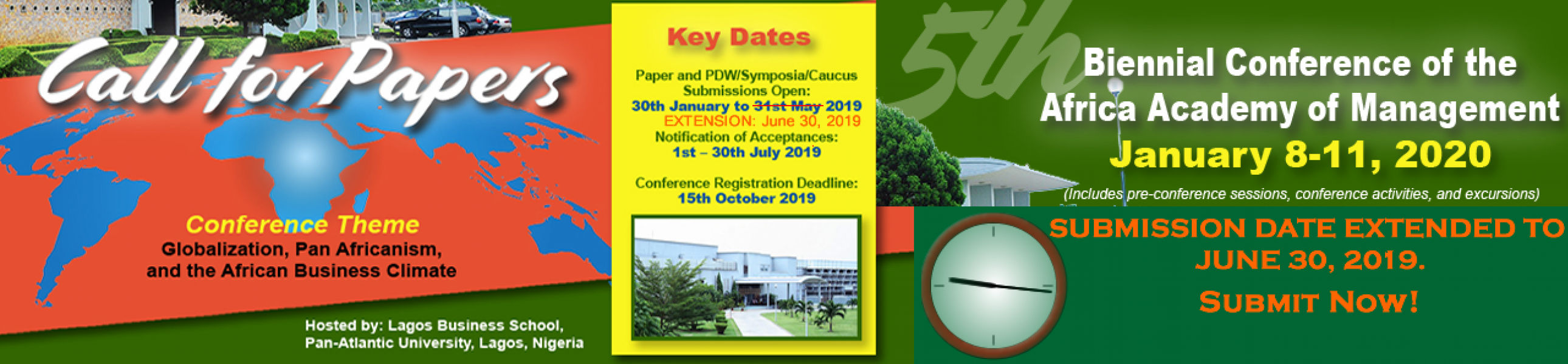 Call for Papers - 5th Biennial Conference - Nigeria 2020