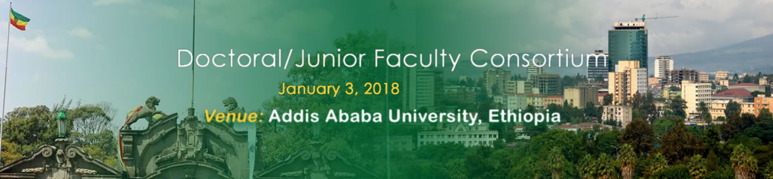 Doctoral Consortium & Junior Faculty Consortium